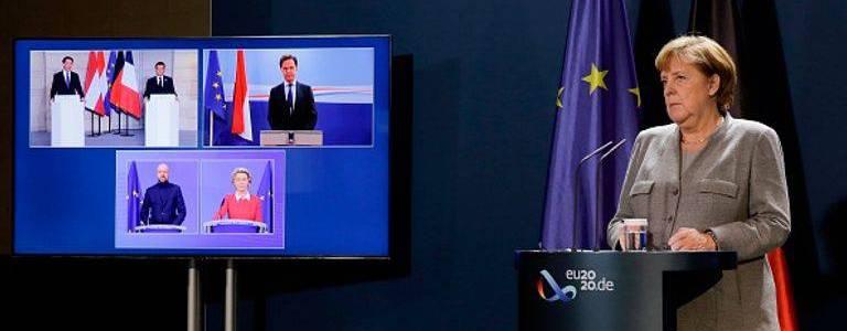 Germany's Merkel urges European Schengen area border reform after terrorist attacks