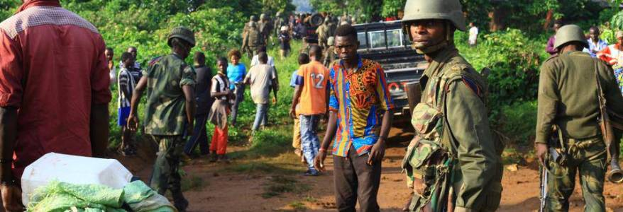 Islamic State terrorist group claims responsibility for the church attack in Congo