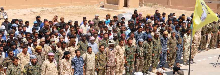 Islamic State terrorist group regroups in the Syrian Kurdish region