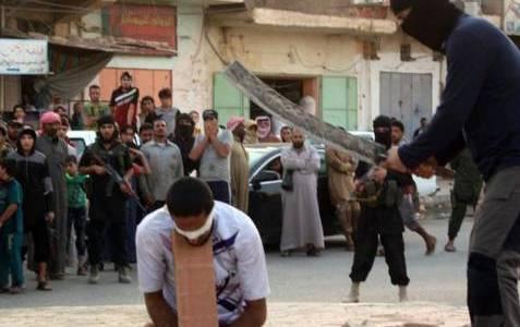 Islamic State terrorists behead man in public in Deir Ezzor
