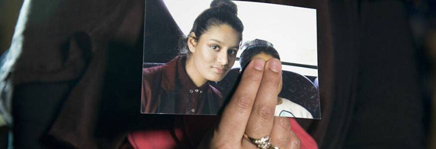 Islamic State terrorist urges his wife Shamima Begum to stay strong as she tries to return to the United Kingdom