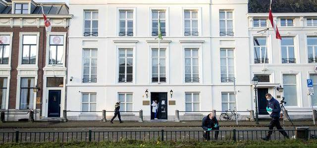 Saudi embassy shooting in The Hague had terrorist motives