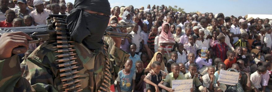 Africa is home to some of the world's worst terrorism hotspots