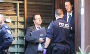 Terror concerns after police raids uncovered potential bomb-making materials