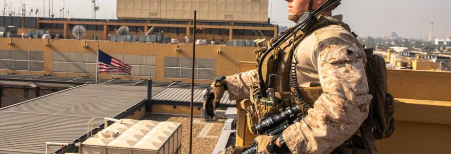 Iraqi authorities thwarted terror plots to target the Green Zone in Baghdad