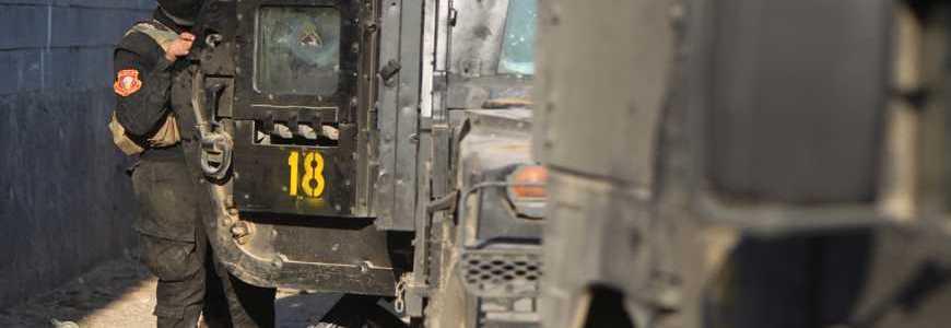 Islamic State terrorist group conducted several attacks in Iraq's Sunni areas