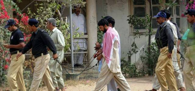 Pakistani authorities sentenced two terrorists on terror-financing charges