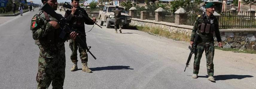 Taliban attack killed six security personnel in Afghanistan