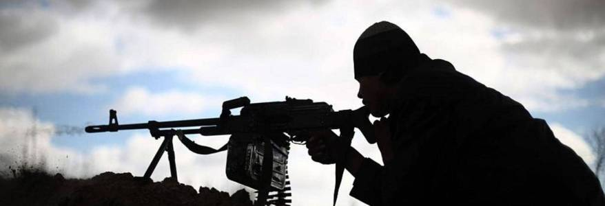 Two people injured in an Islamic State sniper attack in the Jalawla district