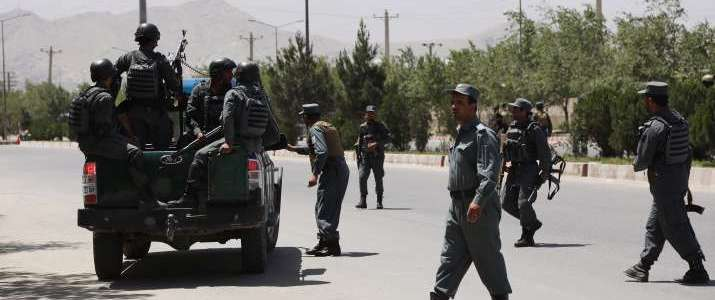 Unidentified gunmen assassinate policeman in Kabul