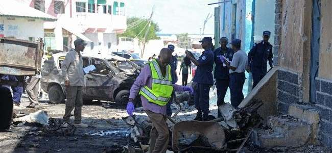Al-Shabaab terrorist group claims responsibility for deadly Somalia explosion