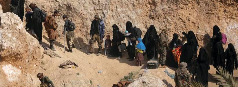 Islamic State terror returns to target women in Syria