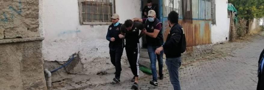 Islamic State terrorist suspect detained in northwestern Turkey