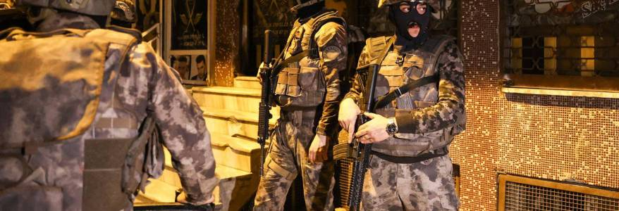 Turkish authorities detained Islamic State terrorist in Ankara