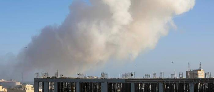 Al Shabaab terrorist group claims the terrorist attack on a hotel in Somalia