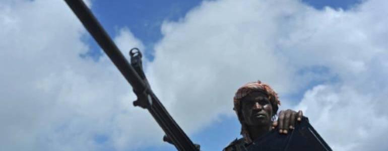 Al-Shabaab terrorist group fired mortar shells in key metropolis after leaders arrive