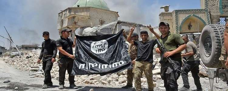 At least 10,000 Islamic State terrorists remain active in the region