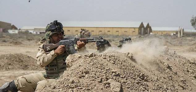 At least 7000 Islamic State terrorists to stage new attacks after taking advantage of pandemic to reorganise in Iraq