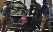Five Tajiks charged with membership in Islamic State group in Germany