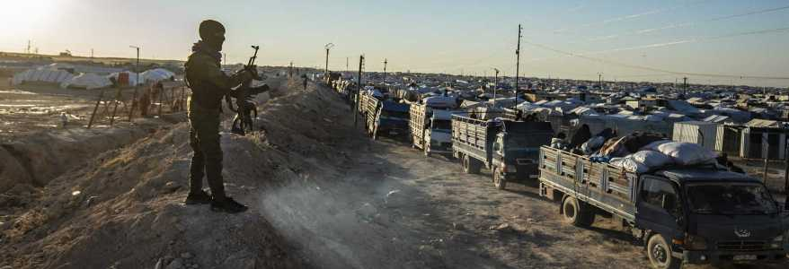 How Islamic State terrorist group returned to haunt civilians in northeast Syria