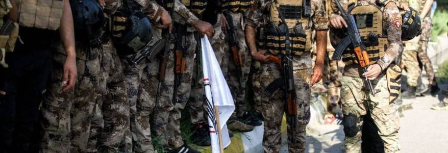 Islamic State remnants killed five government affiliated Iraq fighters