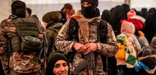 Islamic State sleeper cells blamed for string of beheadings in the Al-Hol camp in Syria