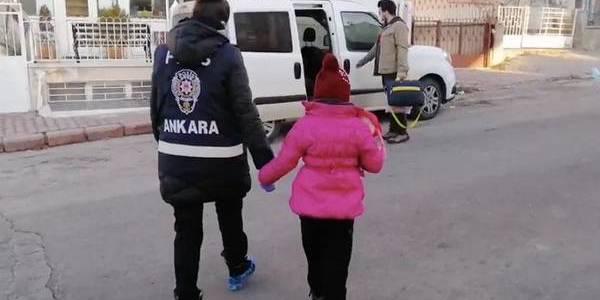 Seven-year-old Yazidi girl rescued from Islamic State captivity in Ankara