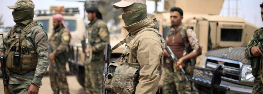 Islamic State terrorist group carried out 42 attacks in Syria in May