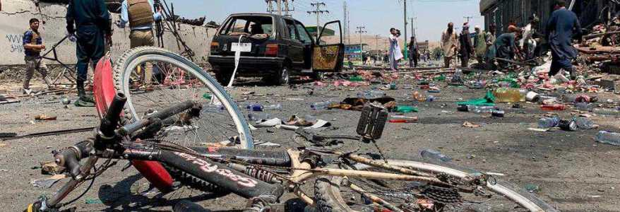 Taliban terrorist attacks increased in the Afghan capital
