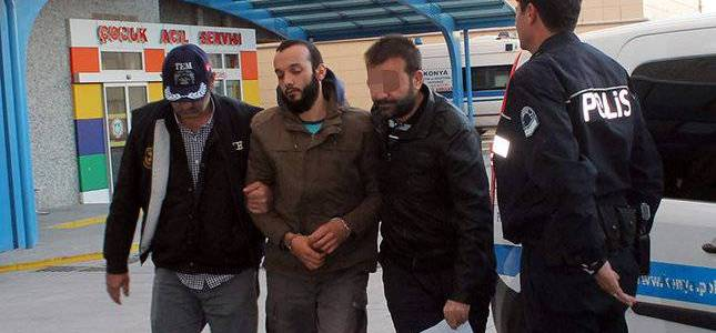 Turkish authorities detained foreign national senior Islamic State terror suspect