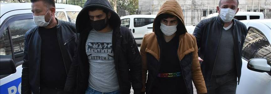 Islamic State terror suspect detained in central Turkey