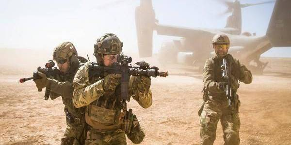 Afghan forces killed five terrorists in the northern Badakhshan province