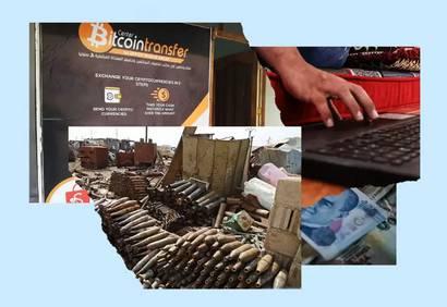 Bitcoin terrorists of Idlib are learning new tricks