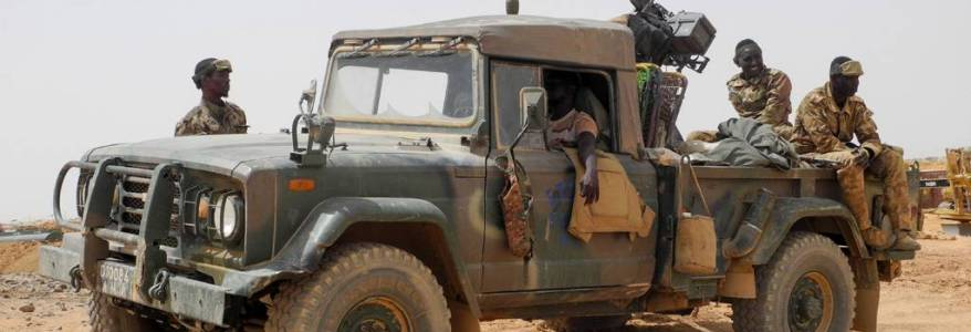 Eleven Malian soldiers killed and fourteen others injured in ambush