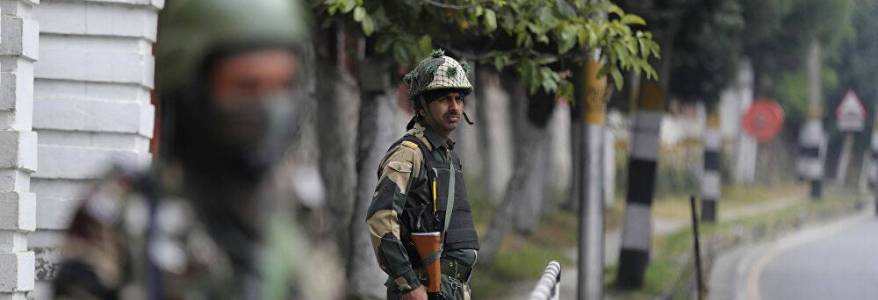 Four Lashkar e Taiba terrorists shot in encounter with Indian security forces in Jammu and Kashmir