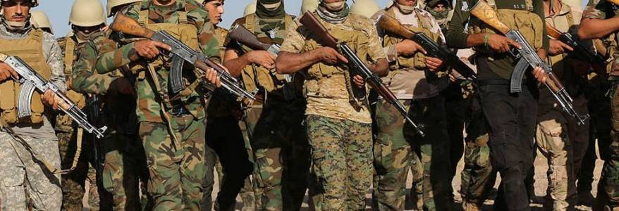 Iraqi army forces launched an security operation in Diyala to track down Islamic State cells