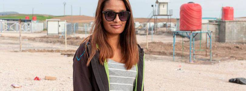 Islamic State bride Shamima Begum's makeover as she's pictured in shades and Western clothes