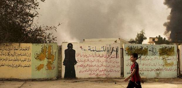 Islamic State remains a huge threat in Iraq, Syria and beyond