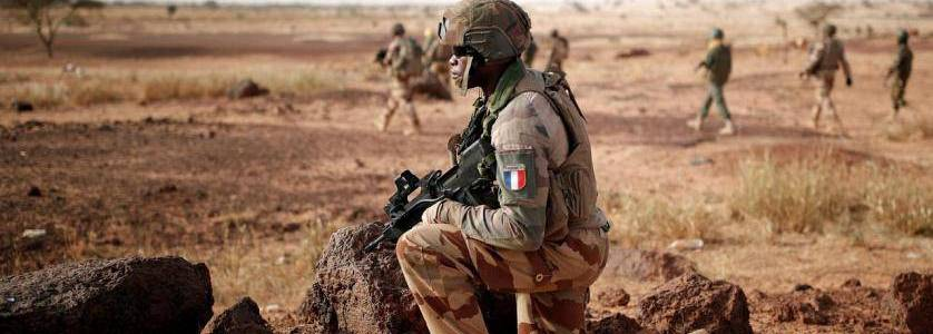 Islamic State terrorist group claims responsibility for killing 33 Malian soldiers
