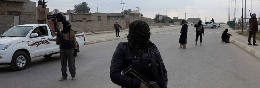 Islamic State terrorists kidnap civilians in central Syria