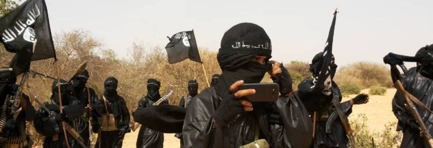 Islamic State terrorists killed hundreds in massacres across the Sahel