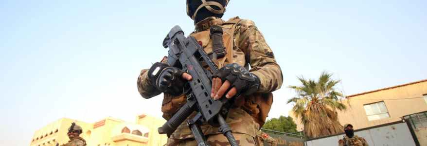 More than twenty terrorists killed in the Alert Lion operation in Makhmour mountains