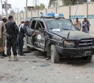 GFATF - LLL - Roadside bomb explosion killed doctor in Afghanistans east
