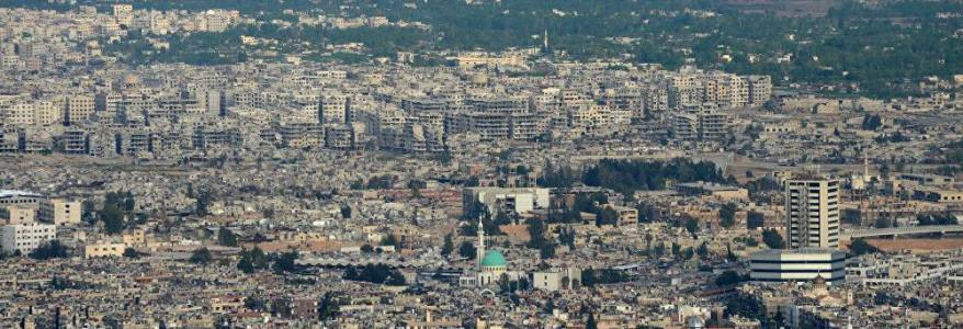 Syrian security services prevent terrorist attack in Damascus