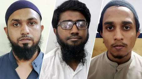 Three Islamic State terrorists arrested during NIA raids in Delhi, Karnataka and Kerala