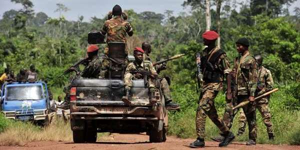 Three soldiers killed in attacks on Ivory Coast military camps