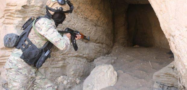 Iraqi forces arrested three Islamic State terrorists