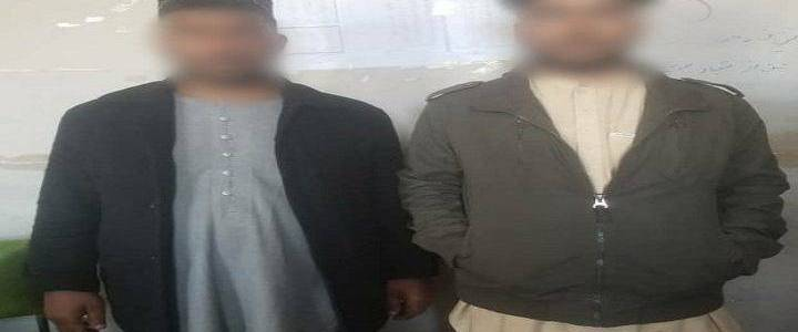 Two senior members of the Islamic State terror group arrested in Nangarhar