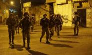 Five terrorists killed and two Israeli soldiers injured in raids on Hamas positions in West Bank