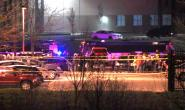 Eight people killed in attack at FedEx facility in Indianapolis